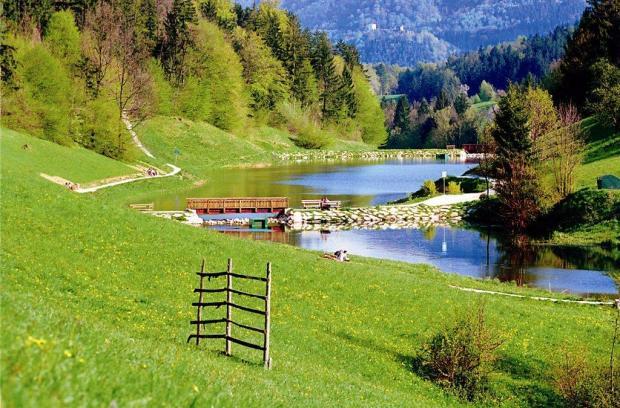 Terme Zreče-lake near by